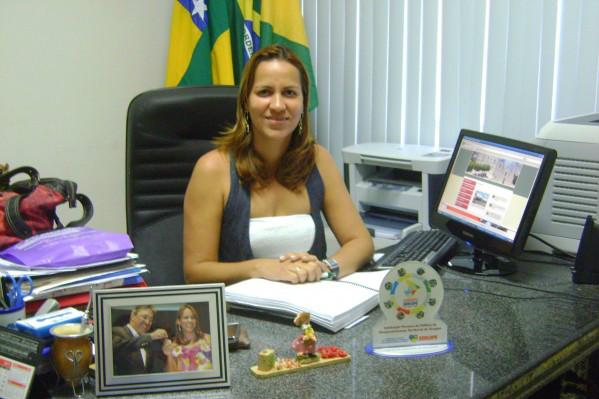 Sarina Faro faz balanço de seu mandato como prefeita de Malhador