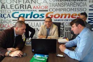 Republicanos discutem soluções sustentáveis para Criciúma (SC)