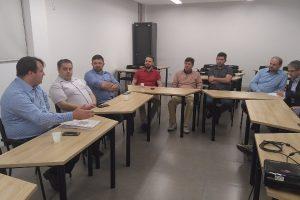 Vereador Aldinei Potelecki visita núcleos de tecnologia de Criciúma (SC)