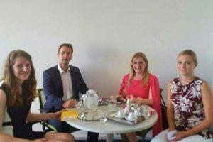 PRB Mulher São Paulo busca parceria com consulados da Alemanha e Canadá