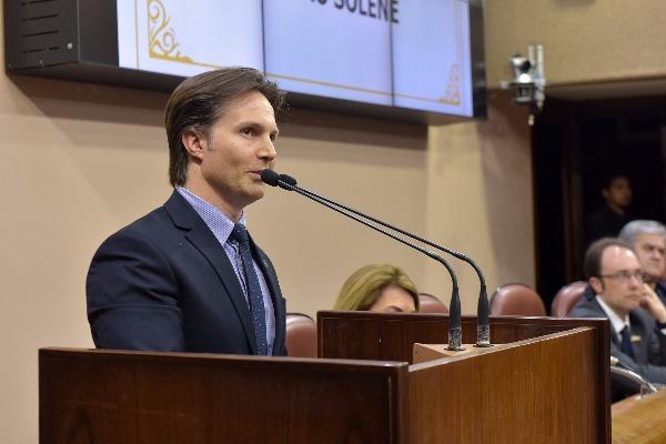 Prefeito Daniel Guerra destaca o trabalho da Câmara de Vereadores