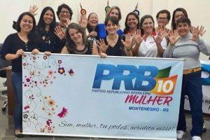 PRB Mulher divulga atividades do Outubro Rosa em Montenegro (RS)