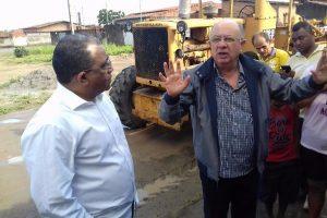 Prefeito autoriza obras em ruas de Feira de Santana (BA) indicadas por Eli Ribeiro