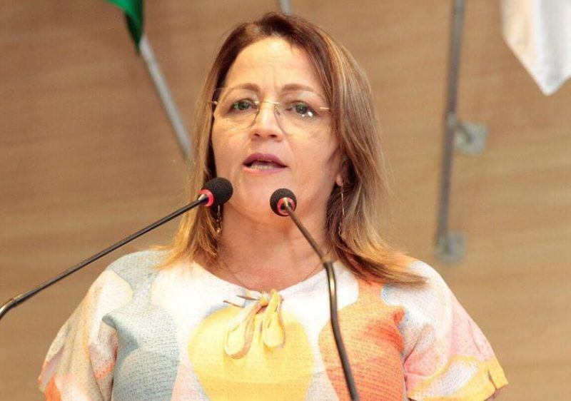 Ana Lúcia coloca como prioridade o combate à violência doméstica no Recife