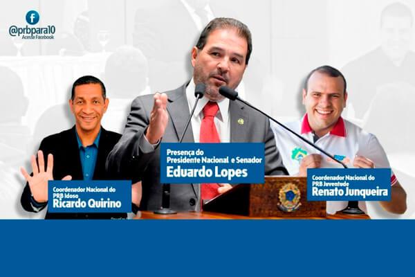 PRB Pará promove encontro estadual para debater eleições 2018