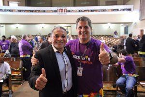Vereador Fernando Mendes participa da premiação da 2ª Hackathon em Campinas (SP)
