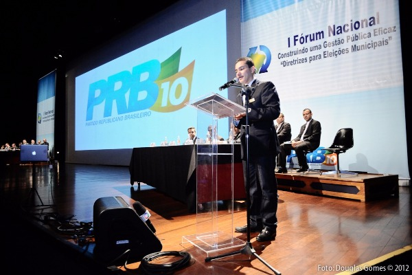 PRB realiza Fórum Nacional em São Paulo e lança cartilha inovadora para gestores republicanos