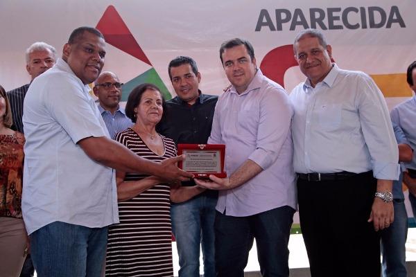 Família de Jeferson Rodrigues recebe homenagem em Aparecida de Goiânia (GO)