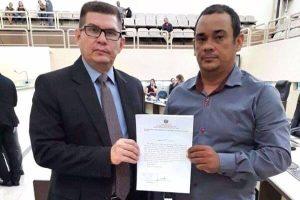Deputado Jory Oeiras mobiliza deputados em apoio à PEC que cria a Polícia Penal