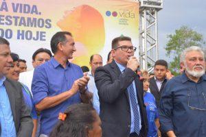 Jory Oeiras trabalha para que o Amapá seja referência nacional no transplante de rins