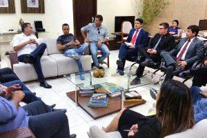 Jory Oeiras busca medidas para conter o aumento da violência em Santana (AP)