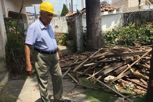 Joselito Nunes visita Casa de Acolhida de Jaboatão dos Guararapes