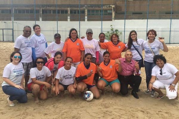Joselito Nunes participa de ação que celebrou Dia Nacional da Visibilidade Lésbica
