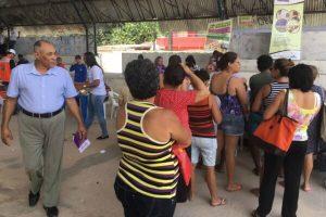 Joselito Nunes participa de lançamento do Outubro Rosa em Jaboatão