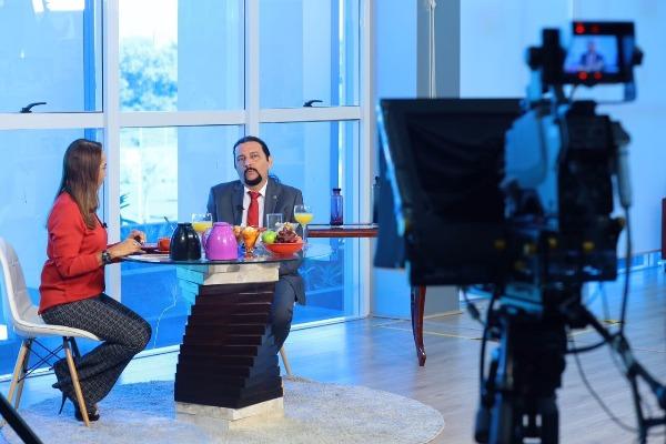Júnior Verde faz balanço do primeiro semestre em entrevista na TV Assembleia