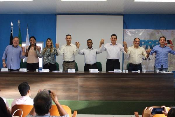 Jutay Meneses empossa nova coordenação do PRB Juventude Paraíba