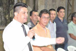 Manuel Marcos se reúne com represente de camelôs e feirantes de Rio Branco (AC)