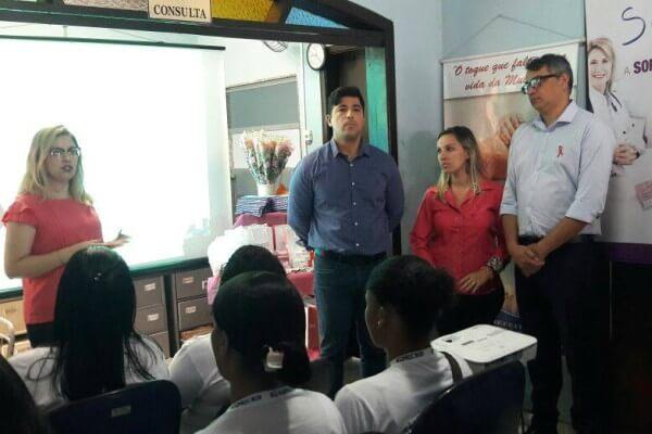 Prefeitura lança Outubro Rosa em Barra do Piraí (RJ)