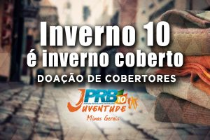 PRB Juventude Minas lança campanha de doação de cobertores