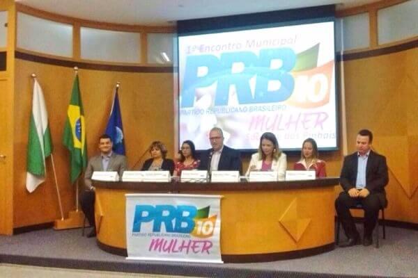 PRB Mulher realiza o 1º encontro no município de São José dos Pinhais (PR)