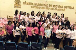 PRB Mulher promove encontro sobre feminicídio em Rio das Ostras (RJ)