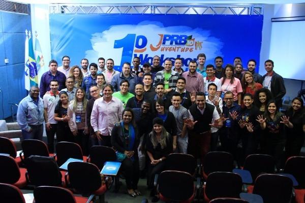 1º Workshop Nacional da Juventude capacita coordenadores em Brasília
