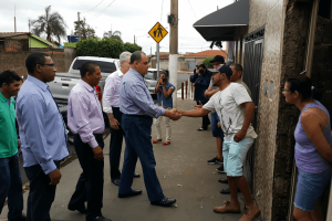 Roberto Alves recebe homenagem na cidade de Guariba (SP)