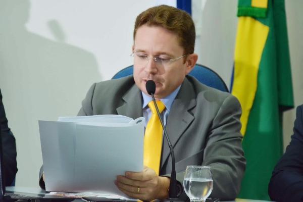 Presidente da Câmara de Patos (PB) dá exemplo de transparência no Legislativo