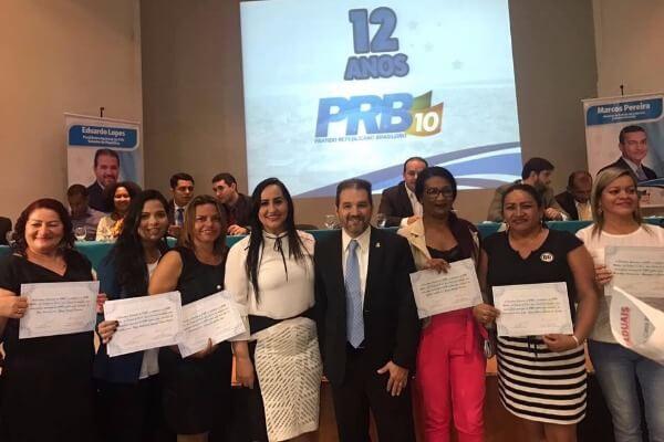 PRB Mulher participa de encontro estadual no Pará