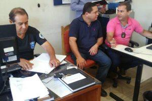 Vereador Wilson Tim se reúne com diretor do centro ressocialização de Cacoal