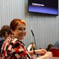 Edna Macedo quer dados transparentes sobre o coronavírus
