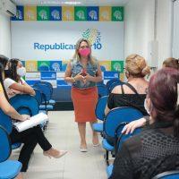 Mirtes Salles realiza curso de capacitação às pré-candidatas do Amazonas