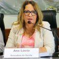 Professora Ana Lúcia lança Frente Parlamentar pela Primeira Infância no Recife