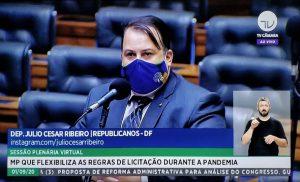 Deputado Julio Cesar (Republicanos-DF)