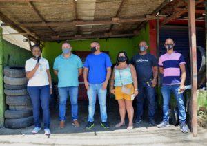 Rosangela Gomes dá início à campanha para a Prefeitura de Nova Iguaçu